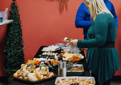 Corporate Holiday Brunch